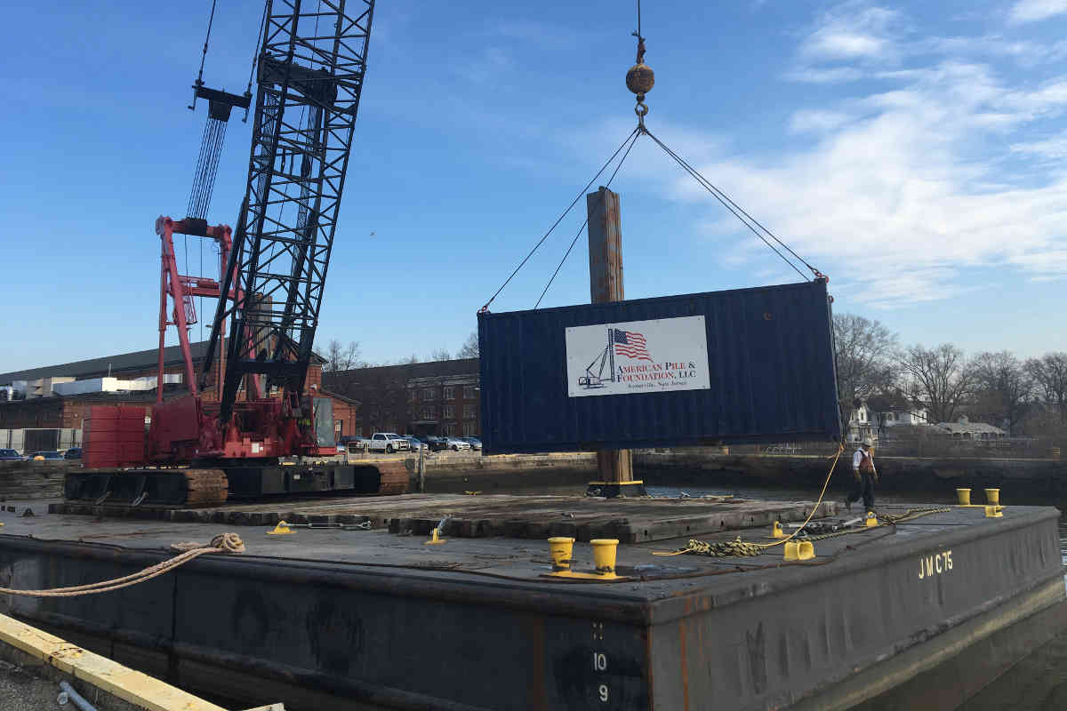 Camden Building Cofferdam banner