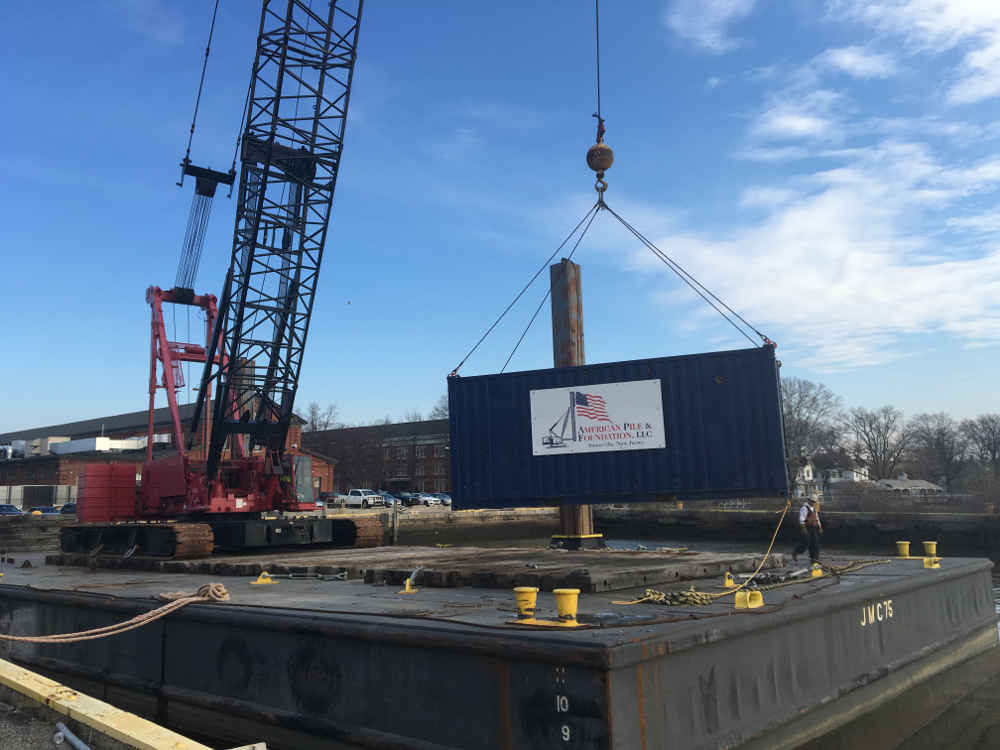 Camden Building Cofferdam