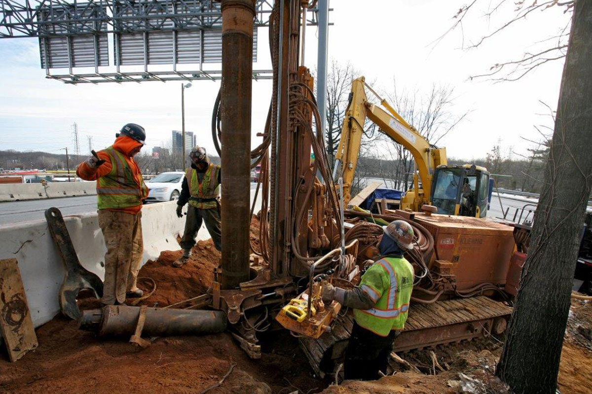 njdot route 118 9 and 58 micropiles 1